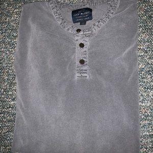 Lucky brand Saturday stretch long sleeve shirt